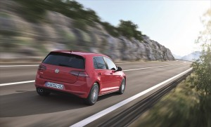 Der neue Volkswagen Golf GTD