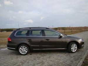 VW Passat B7 Variant, test, 2.0 TDI CR 140KM, DSG