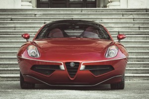 Alfa Romeo 8C, Alfa Romeo Disco Volante 2012,  Carrozzeria Touring