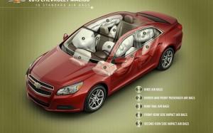 Airbag,historia poduszki powietrznej,poduszka powietrzna,zasada działania poduszek powietrznych,ilość poduszek powietrznych w aucie,poduszka powietrzna dla pieszych,kurtyna powietrza,poduszka boczna,poduszka kolanowa.